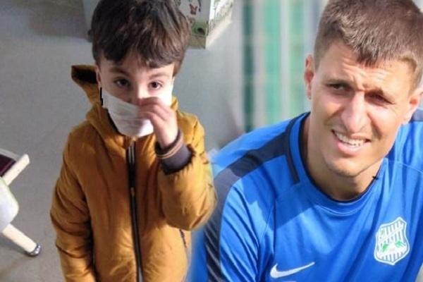 Cầu thủ Thổ Nhĩ Kỳ giết con trai 5 tuổi đang điều trị Covid-19