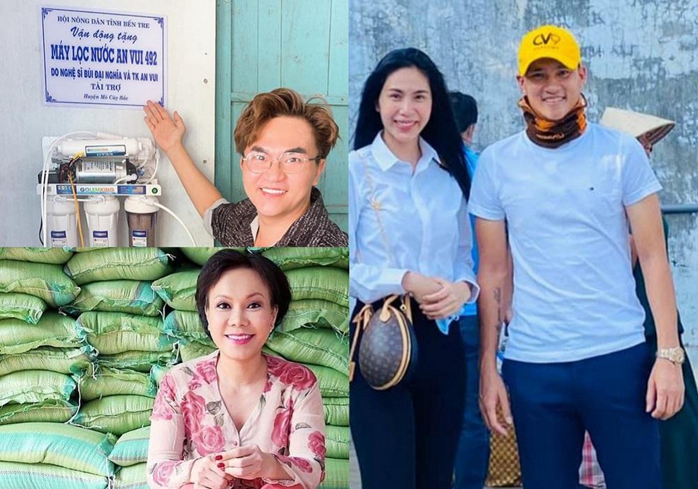 Nghệ sĩ Việt lắp đặt gần 50 máy lọc nước: Trừ hạn mặn, 'ngọt' tình người