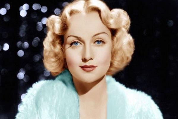 Carole Lombard: Ngôi sao đầu tiên của Hollywood chết trong Đệ nhị thế chiến
