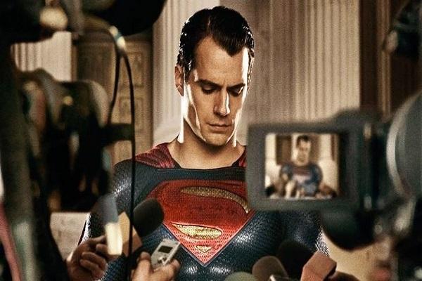 Rộ tin đồn Henry Cavill quay lại vai Superman trong vũ trụ điện ảnh DC