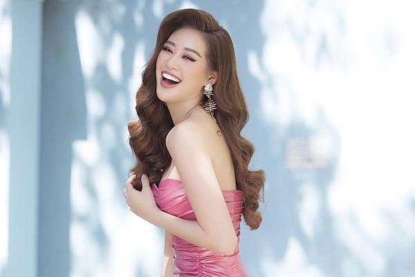 Hoa hậu Khánh Vân thay đổi về gu thời trang sau nửa năm đăng quang