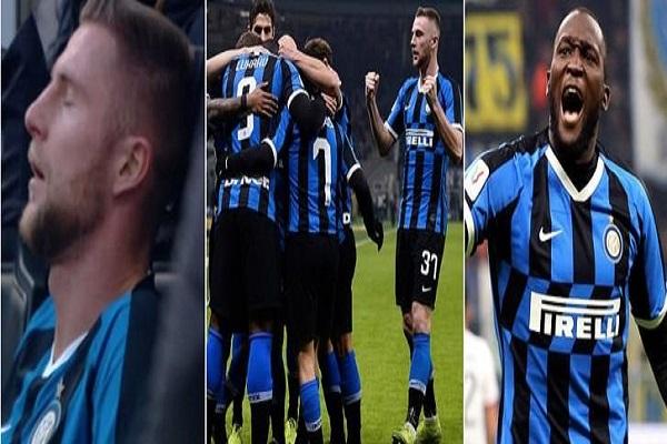 'Gần hết đội Inter có triệu chứng mắc Covid-19, Skriniar như ngất xỉu trên sân'