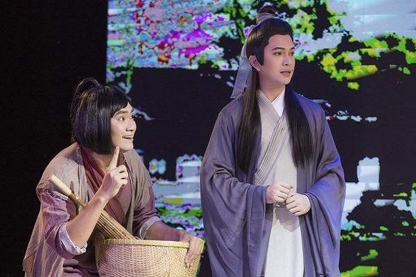 Trở lại sân khấu kịch sau mùa dịch Covid-19: Nam Cường - Minh Luân kết hợp ăn ý