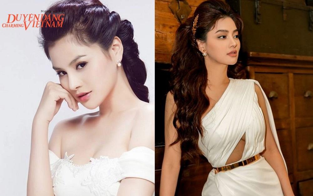 Vũ Thu Phương - 'Hoa hồng thép' của làng mẫu Việt