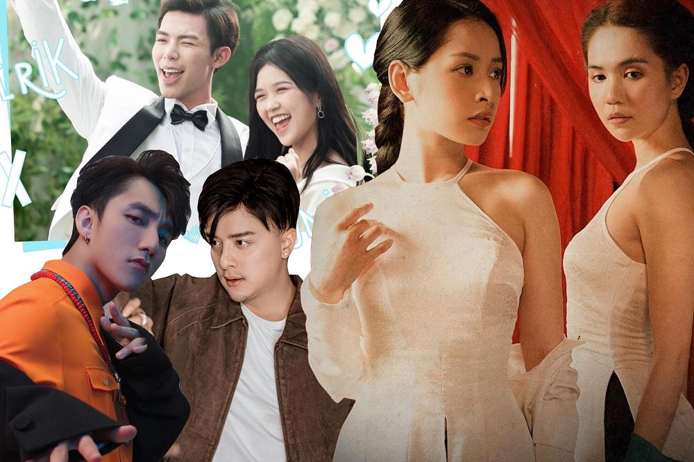 Showbiz Việt trở lại sau dịch Covid-19: Giới V-pop rộn ràng
