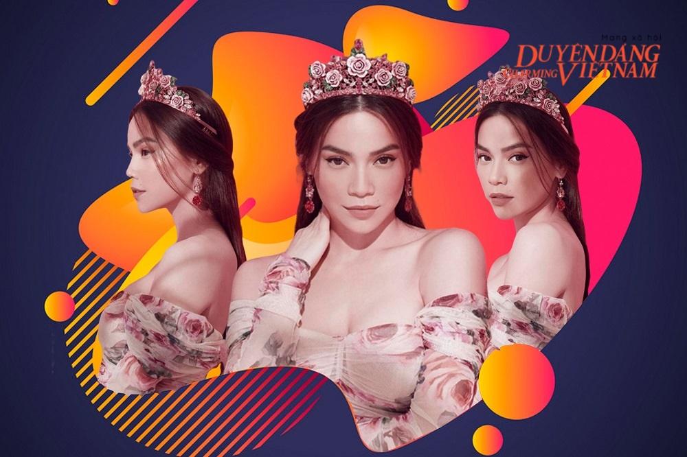 Hồ Ngọc Hà – 'Nữ hoàng giải trí' có 1-0-2 của showbiz Việt