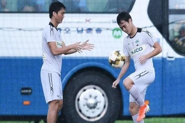 Quang Hải đụng Văn Toàn, Tuấn Anh ngày V.League trở lại