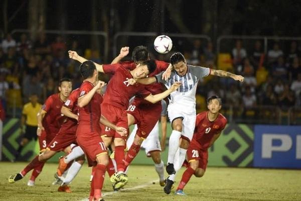 Thầy trò HLV Park Hang-seo hưởng lợi ở AFF Cup khi tuyển Philippines gặp khó