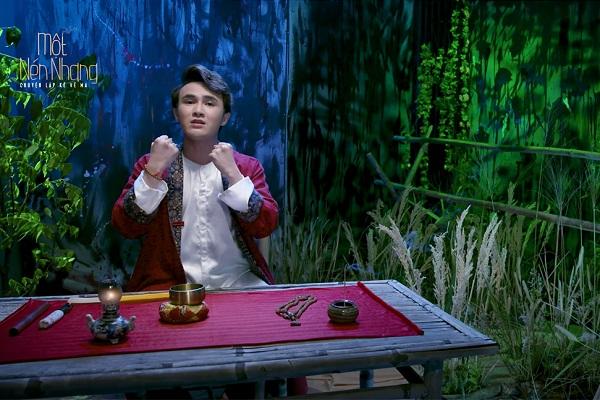 Huỳnh Lập 'giải mã' bài hát Bắc Kim Thang trong series kể chuyện ma lúc nửa đêm