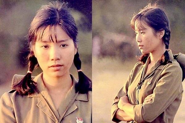 Ảnh thời thiếu nữ của NSƯT Trịnh Kim Chi nhận 'bão like'