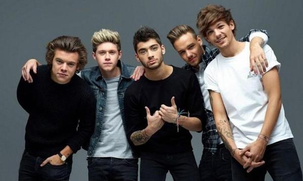 Nhóm nhạc One Direction kỷ niệm 10 năm ca hát