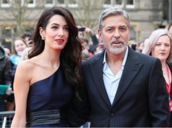 Vợ chồng tài tử George Clooney ủng hộ nạn nhân vụ nổ ở Beirut
