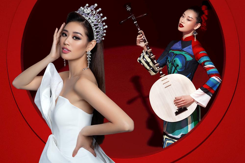 Khánh Vân và đường đến 'Miss Universe 2020': Lửa thử vàng, gian nan thử sức!