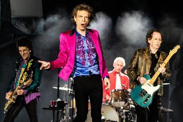 Rolling Stones ngăn cản Tổng thống Trump sử dụng nhạc trái phép