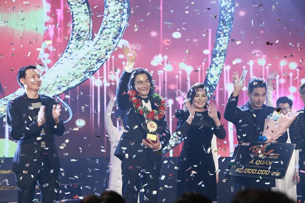 Quách Ngọc Ngoan giành giải quán quân 'Tình Bolero 2020'