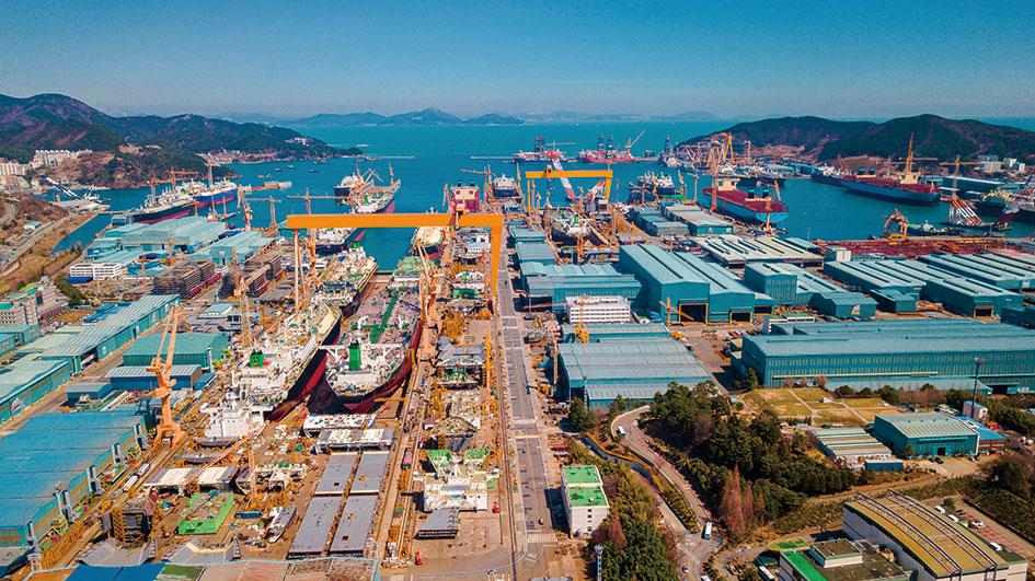 Đóng tàu - Di sản hàng hải của Hàn Quốc