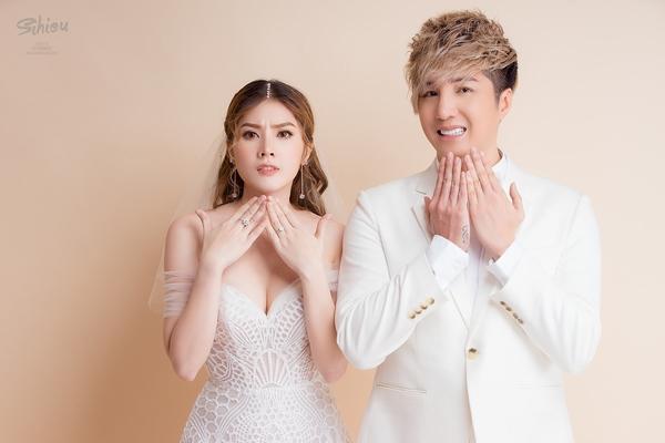 Lâm Chấn Khang lấy vợ Hàn Quốc, cô dâu xinh đẹp như Hoa hậu