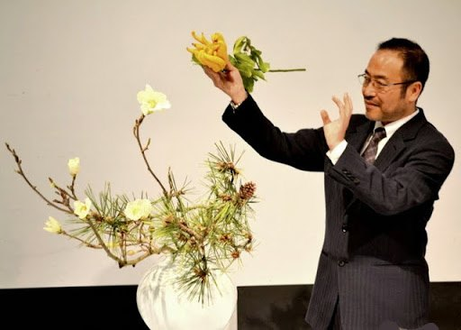 An yên với nghệ thuật cắm hoa Ikebana Nhật Bản