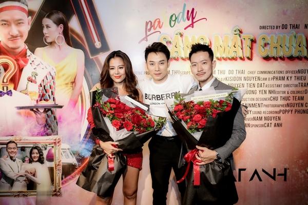 Nam Thư, Trúc Nhân xuất hiện đặc biệt trong parody 'Sáng mắt chưa' của Pom