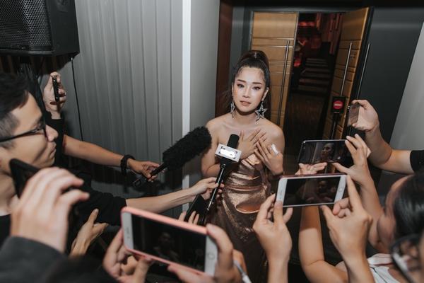 Hoàng Yến Chibi khóc, nổi hết da gà khi xem phim mình đóng