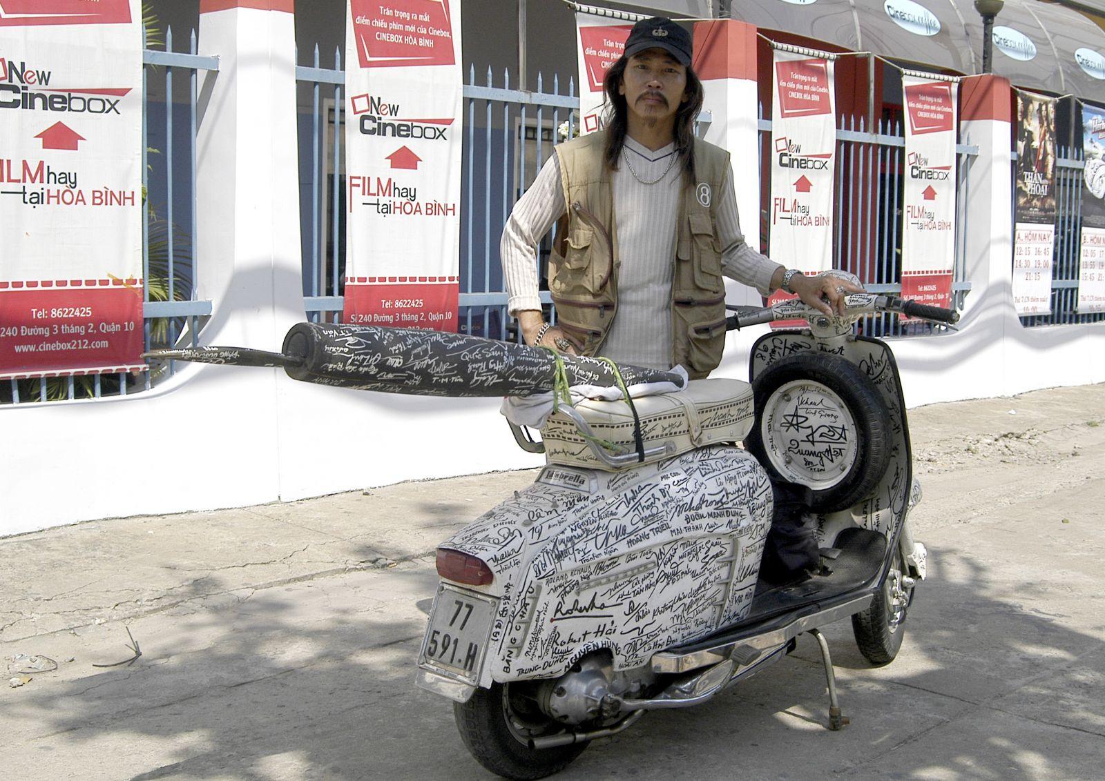 Quang Đạt – Người ôm giấc mơ điện ảnh