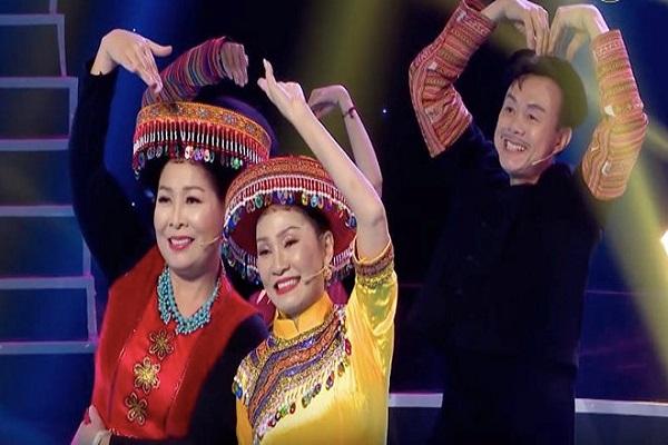 Không thể nhịn cười khi xem Hồng Vân - Hồng Đào - Chí Tài hát 'Để Mị nói cho mà nghe'