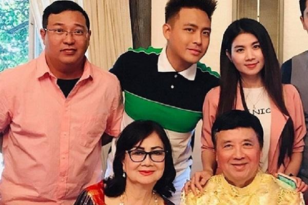 Kha Ly - Thanh Duy, Hoàng Anh,... mừng sinh nhật của NSƯT Bảo Quốc tại Mỹ
