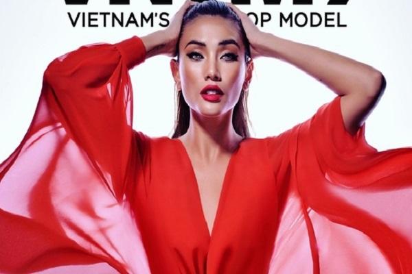 Siêu mẫu Võ Hoàng Yến là host của Vietnam Next's Top Model 2019