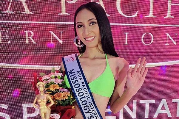 Miss Asia Pacific 2019: Đại diện Việt Nam đoạt giải bình chọn được yêu thích nhất