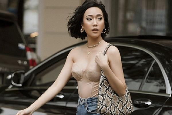Diệu Nhi gợi ý phong cách thời trang cho cô nàng cá tính