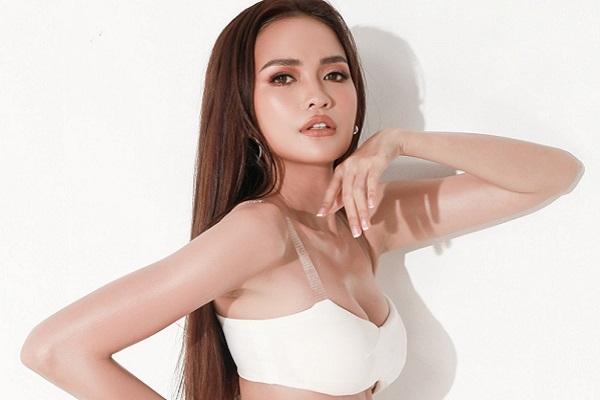 Ngọc Châu khoe body bốc lửa, sẵn sàng chinh chiến tại Miss Supranational 2019