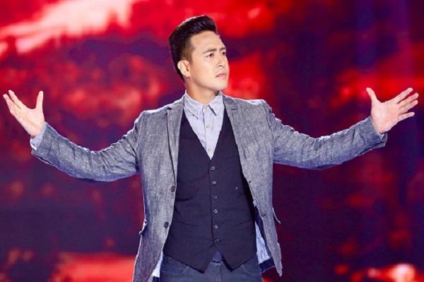 Thanh Duy - chồng Kha Ly điển trai trên sân khấu ca nhạc