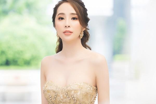 Quỳnh Nga chia sẻ kinh nghiệm đứng dậy sau ly hôn