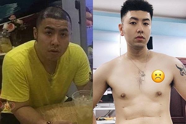 Sau phẫu thuật thẩm mỹ, Akira Phan đã tự tin để khoe ảnh body