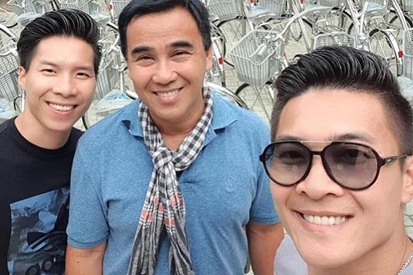 Quốc Nghiệp - Quốc Cơ cùng MC Quyền Linh về Cà Mau giúp đỡ bà con nghèo