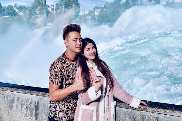 Thanh Duy - Kha Ly choáng ngộp trước thác nước lớn nhất Châu Âu