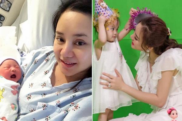 Xúc động với tâm thư Vy Oanh viết cho con gái 2 tuổi