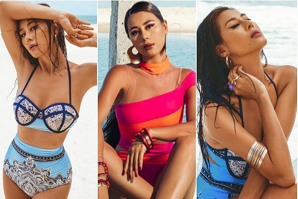 Tung ảnh bikini nóng bỏng, Nam Thư khẳng định: 'Luôn ý thức giữa gợi cảm và phản cảm'