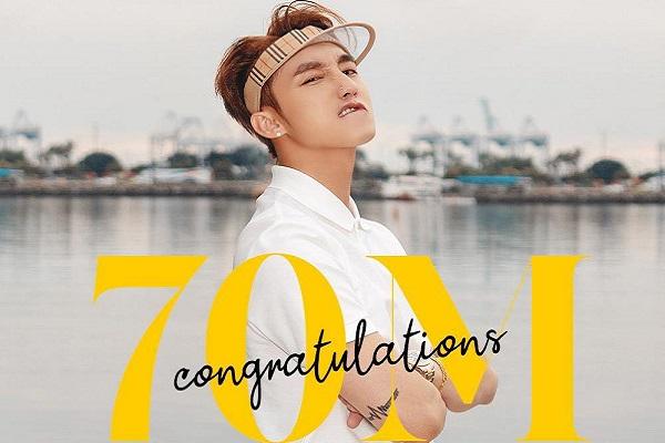 MV của Sơn Tùng M-TP chạm mốc kỷ lục xem nhiều nhất thế giới trong 1 tuần