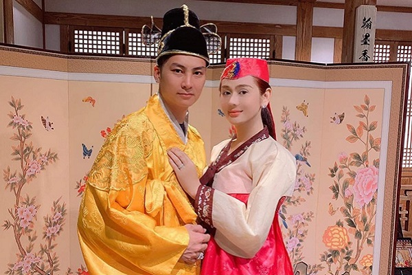 Lâm Khánh Chi bình tâm bên chồng sau chuỗi ngày lao động miệt mài