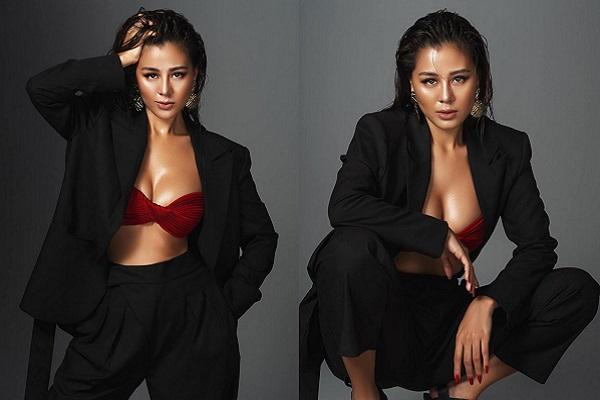 Mỹ nhân sexy nhất làng hài gọi tên: Nam Thư