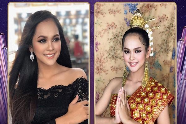Cô gái Miên là ứng viên sáng giá cho danh hiệu Hoa hậu Hoàn Vũ VN 2019