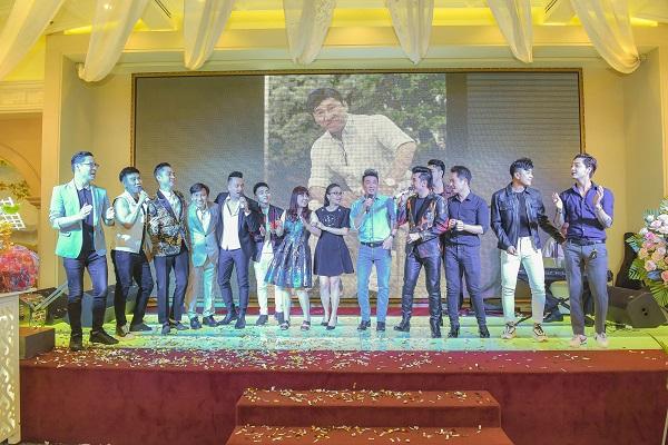 Đan Trường, Cẩm Ly, Đàm Vĩnh Hưng ngẫu hứng hát '60 năm cuộc đời'