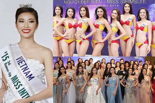 Thúy Vân thi Miss Universe Việt Nam 2019, cơ hội nào cho các cô gái còn lại?