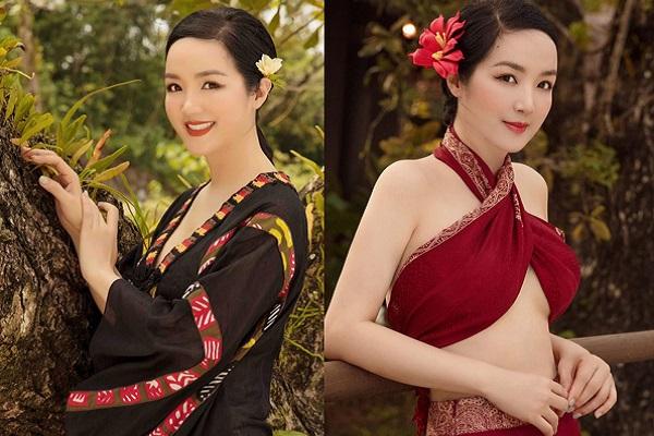 Chân dung nàng Hoa hậu đăng quang từ năm 1992 vẫn trẻ đẹp như gái đôi mươi