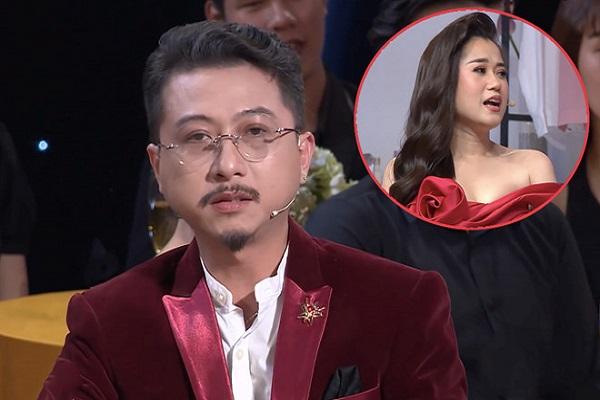 Phản ứng của Lâm Vỹ Dạ khi thấy fan nữ khen Hứa Minh Đạt: 'đẹp trai, rắn rỏi và quyến rũ'