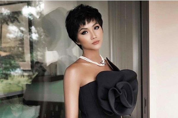 H'hen Niê - Hoa hậu chăm làm tóc nhất showbiz Việt
