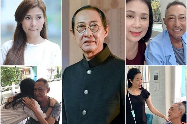 Đông đảo nghệ sĩ và cư dân mạng thương tiếc trước sự ra đi của Nghệ sĩ Lê Bình