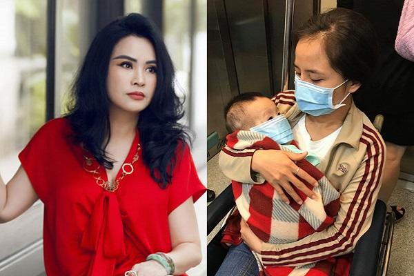 Thanh Lam kêu gọi bạn bè giúp đỡ con ca sĩ Minh Hiền