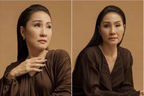 Nghệ sĩ Hồng Đào minh chứng cho câu nói 'phụ nữ đẹp nhất khi không thuộc về ai'